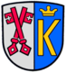 Coat of arms of Genderkingen