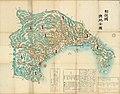 General land map of Sagami Province (14558465877).jpg