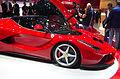 Geneva MotorShow 2013 - Ferrari LaFerrari left view.jpg