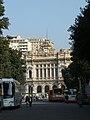 Genova-Giardini di Piazza Verdi e stazione ferroviaria di Brignole.jpg