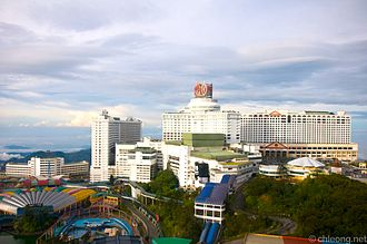 Genting Group - Resorts World Genting, Malaysia