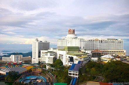 Genting highland casino, pahang, malaysia reel deal vegas casino
