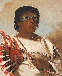 Wabokieshiek Native American prophet
