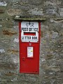 George VI Post Box in Kettlewell. - geograph.org.uk - 416019.jpg