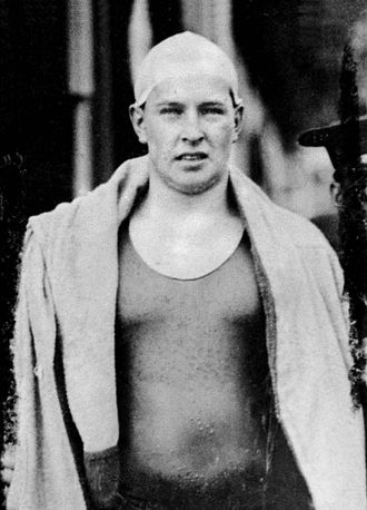 George Vernot - Vernot in 1920