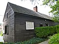 George Washington's Office, Winchester, Virginia - Stierch.jpg