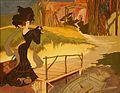 Georges de Feure - La Femme sur le Pont.jpg