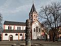 Gerresheim, katholische Pfarrkirche Basilika Sankt Margareta Dm177 foto3 2014-03-30 10.37.jpg