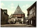 Gewandhaus (Cloth Hall), Goslar, Hartz, Germany-LCCN2002713794.tif