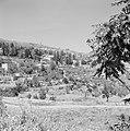 Gezicht op het dorp Ein Karem., Bestanddeelnr 255-2791.jpg