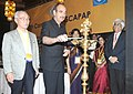 Ghulam Nabi Azad lighting the lamp to inaugurate the 7th Congress of Asian Society for Child and Adolescent Psychiatry & Allied Professionals and 12th Biennial Conference of Indian Association for Child and Adolescent Mental.jpg