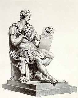 sculpture by Antonio Canova