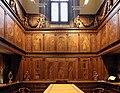 Giuliano da maiano, maso finiguerra, alesso baldovinetti e altri, tarsie della sagrestia delle messe, 1436-1468, 01.jpg