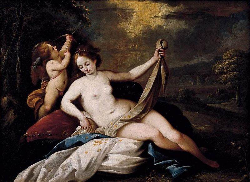 File:Giuseppe Nuvolone - Venus and Cupid in a Landscape - WGA16608.jpg