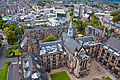 Glasgow University chapel from the tower, 11 Dec. 2010 - Flickr - PhillipC.jpg