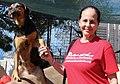 Gloria Davies animal activist.jpg