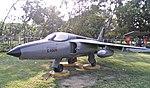Gnat Aircraft at BAF Museum.jpg
