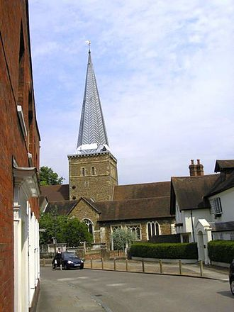 Godalming - Godalming Parish Church