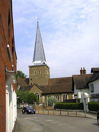 Godalming - Godalming Parish Church