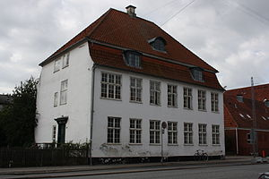 Store Godthåb - The main building
