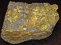 Gold (Dixie Mine, Idaho Springs, Colorado, USA) 1 (16868343368).jpg