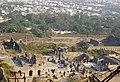 Golkonda fort overlooking city.JPG