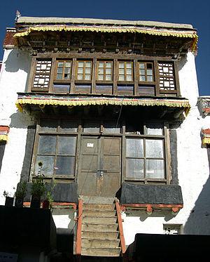 Phyang Monastery - Image: Gompa Phyang 2