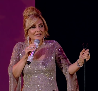 Googoosh Iranian singer and actress