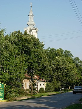Gospođinci, Orthodox church.jpg