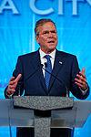 Governor of Florida Jeb Bush at Southern Republican Leadership Conference, Oklahoma City, OK May 2015 by Michael Vadon 133.jpg