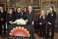 Governor of Minnesota National Thanksgiving Turkey Presentation (6359665537).jpg