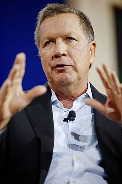 Governor of Ohio John Kasich at New Hampshire Education Summit The Seventy-Four August 19th, 2015 by Michael Vadon 08.jpg