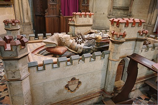 Grabmal Philipp von Heinsberg Kölner Dom