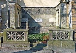 Grabstätte Franz Freiherr von Lipperheide