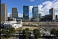 Grand Front Osaka + Umeda North Yard + Umeda Freight Line 2015-02-06 (17578575802).jpg