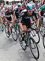 Grand Prix Cycliste de Québec 2012, Matthew Busche & Alex Dowsett (7954884700).jpg