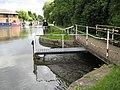 Grand Union Canal, Aylesbury Arm, California Brook weir - geograph.org.uk - 903520.jpg