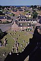 Graveyard from tower of Dornoch Cathedral, Sutherland - geograph.org.uk - 729365.jpg