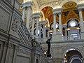 Great Hall - Library of Congress - Washington - DC - USA - 10 (32817208827).jpg