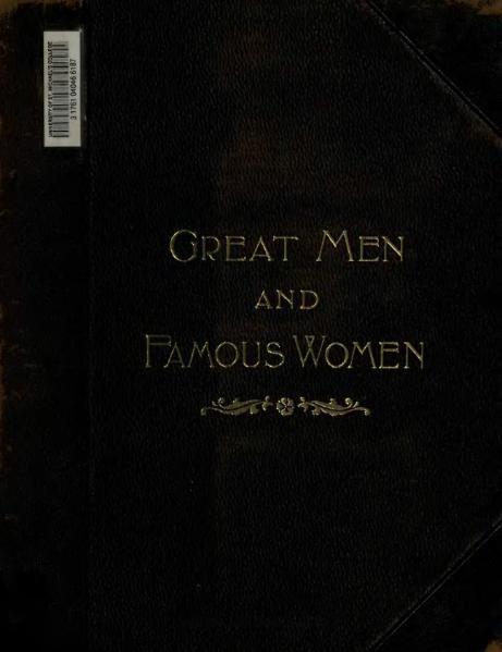 File:Great Men and Famous Women Volume 8.djvu