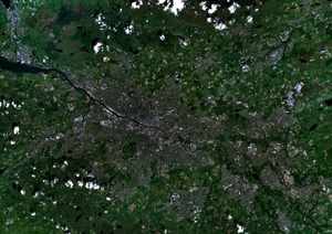 Greater Glasgow - Image: Greater Glasgow
