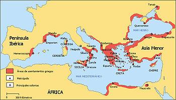 Resultado de imagen para imperio griego