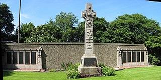 Rosebank Cemetery cemetery in Edinburgh