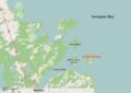 Griffith Island, Georgian Bay.png