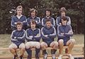 Group portrait of the team from NCPE 1975-76 who won the Sneem Annual 7-aside Gaelic Football tournament in Spring 1976 (9423079516).jpg