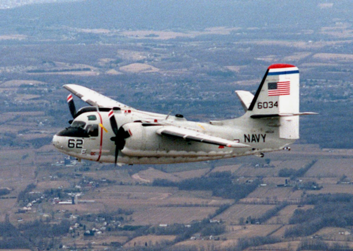 Grumman C-1 Trader - Wikipedia