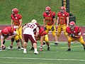 Guelph Gryphons at Concordia Stingers (August 26 2010) (4972226934).jpg