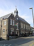 Cardigan Guildhall and markets