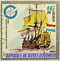 Guinea Ecuatorial Navio de Guerra Holandes 1654 - 27497641566.jpg