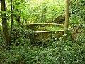 Gun emplacement, Savernake - geograph.org.uk - 464537.jpg